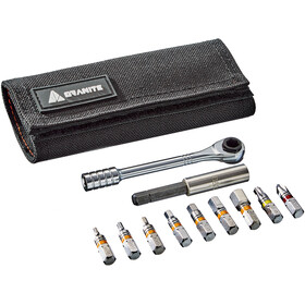 Granite Tool Set for Bike Repair black